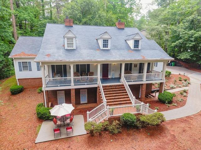 5797 Trotters Court, Stone Mountain, GA 30087 (MLS #6572974) :: Iconic Living Real Estate Professionals