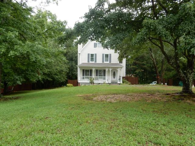 17 Mountain Ridge Road NE, White, GA 30184 (MLS #6573310) :: RE/MAX Paramount Properties