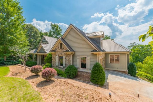 649 Bear Paw Ridge, Dahlonega, GA 30533 (MLS #6573324) :: The Heyl Group at Keller Williams