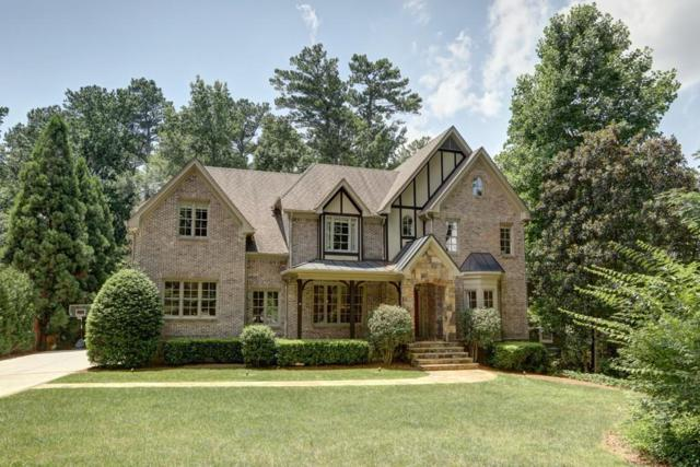 3000 Mabry Road NE, Brookhaven, GA 30319 (MLS #6573347) :: Julia Nelson Inc.