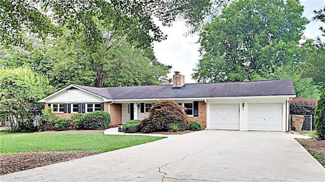 60 Kathryn Drive, Marietta, GA 30066 (MLS #6573444) :: The Heyl Group at Keller Williams