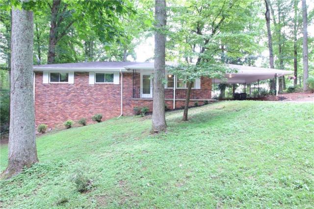 2665 Creekview Drive SW, Marietta, GA 30008 (MLS #6573460) :: North Atlanta Home Team