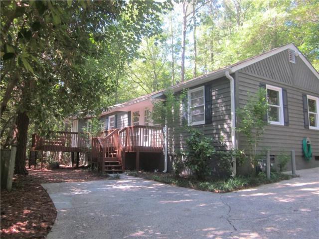 524 S Holly Springs Road, Woodstock, GA 30188 (MLS #6573492) :: Path & Post Real Estate