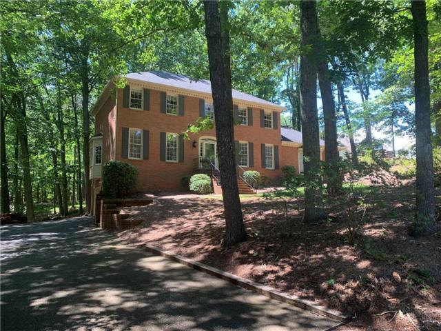 498 Park Manor Drive NW, Marietta, GA 30064 (MLS #6573493) :: The Heyl Group at Keller Williams