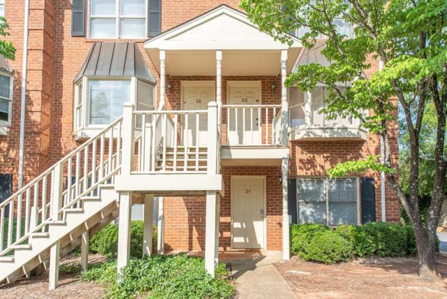 550 Dearing Street #33, Athens, GA 30606 (MLS #6573593) :: Kennesaw Life Real Estate