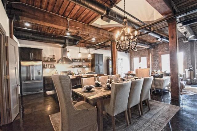 320 Peters Street SW #10, Atlanta, GA 30313 (MLS #6573606) :: Charlie Ballard Real Estate