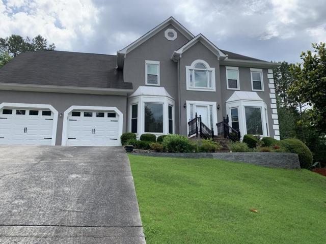 2871 SW Carnegie Way SW, Marietta, GA 30064 (MLS #6573622) :: Path & Post Real Estate
