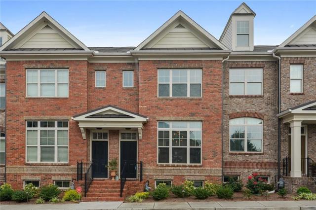 1222 Lavista Circle NE, Atlanta, GA 30324 (MLS #6573649) :: Path & Post Real Estate