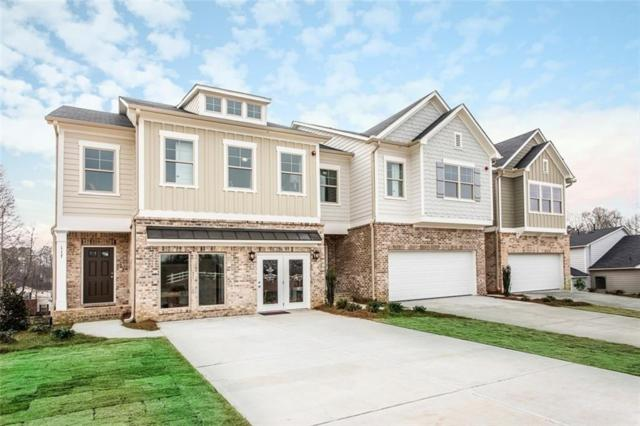 201 Magnolia  Creek Way #31, Woodstock, GA 30188 (MLS #6573674) :: North Atlanta Home Team