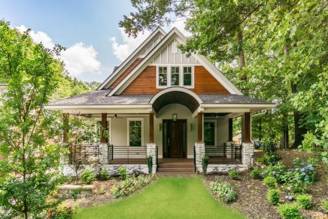 219 Lindbergh Drive NE, Atlanta, GA 30305 (MLS #6573710) :: Path & Post Real Estate