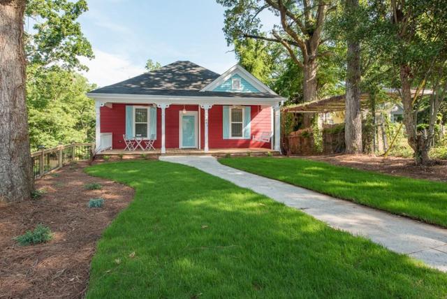 1861 Lakewood Terrace SE, Atlanta, GA 30315 (MLS #6573713) :: KELLY+CO
