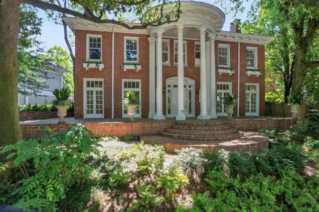 175 Peachtree Circle NE, Atlanta, GA 30309 (MLS #6573787) :: Dillard and Company Realty Group