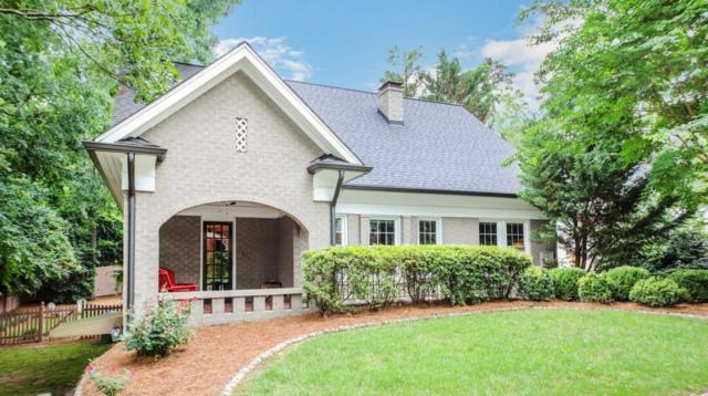 597 Martina Drive NE, Atlanta, GA 30305 (MLS #6573789) :: Path & Post Real Estate