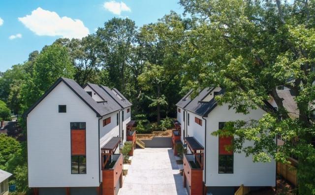 1327 Iverson Street A, Atlanta, GA 30307 (MLS #6573925) :: Dillard and Company Realty Group