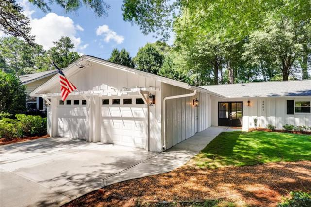 3461 Stratfield Northeast Drive, Atlanta, GA 30319 (MLS #6573935) :: The Zac Team @ RE/MAX Metro Atlanta