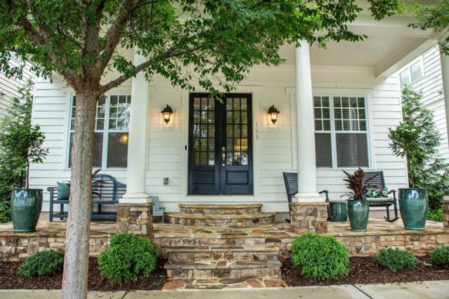 163 Waterman Street, Marietta, GA 30060 (MLS #6574030) :: The Heyl Group at Keller Williams