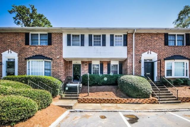 6520 Roswell Road #41, Sandy Springs, GA 30328 (MLS #6574149) :: Iconic Living Real Estate Professionals