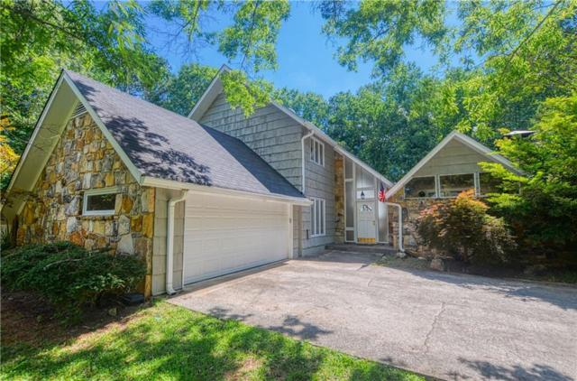 1446 County Line Road NW, Acworth, GA 30101 (MLS #6574183) :: Kennesaw Life Real Estate