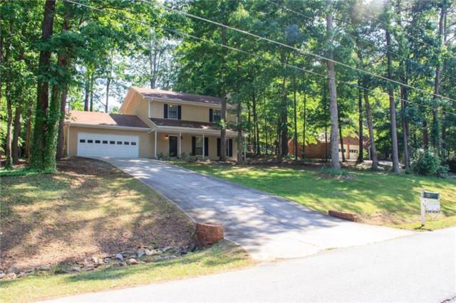 350 Oak Street, Fayetteville, GA 30215 (MLS #6574243) :: Buy Sell Live Atlanta
