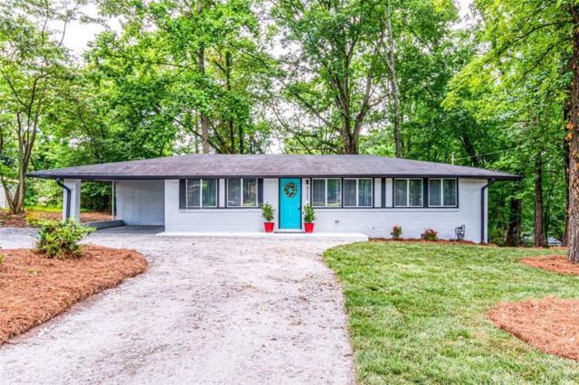 8065 Hwy 92 - Dallas Highway, Douglasville, GA 30134 (MLS #6574306) :: Iconic Living Real Estate Professionals