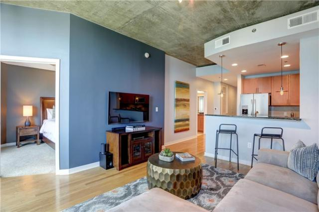 855 Peachtree Street NE #1510, Atlanta, GA 30308 (MLS #6574366) :: The Zac Team @ RE/MAX Metro Atlanta