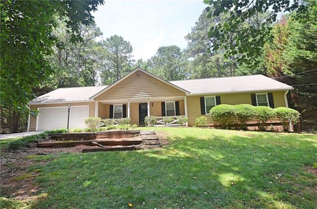 794 Brook Hollow Circle SE, Conyers, GA 30094 (MLS #6574477) :: North Atlanta Home Team