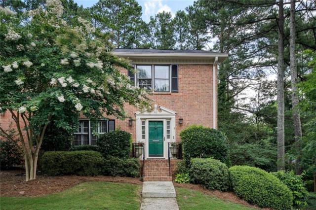 4101 Dunwoody Club Drive #42, Atlanta, GA 30350 (MLS #6574486) :: The Heyl Group at Keller Williams