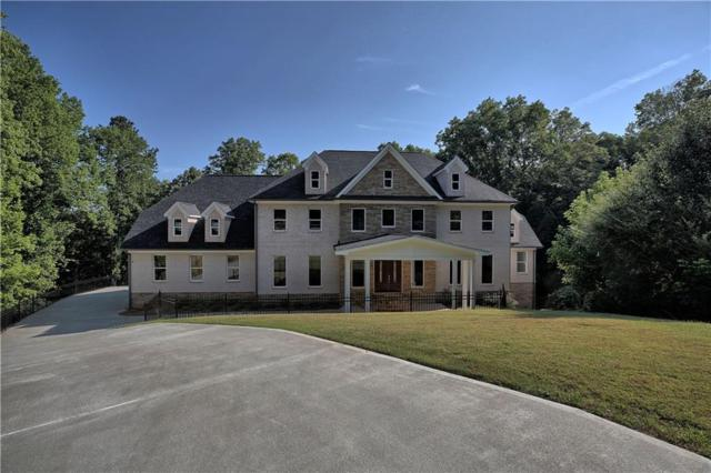 537 Cutwater Trail, Sandy Springs, GA 30328 (MLS #6574509) :: Iconic Living Real Estate Professionals