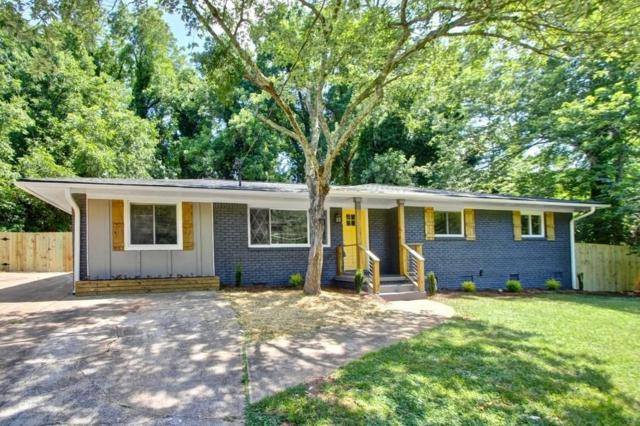 3584 Hillsborough Lane Lane, Decatur, GA 30032 (MLS #6574532) :: The Zac Team @ RE/MAX Metro Atlanta