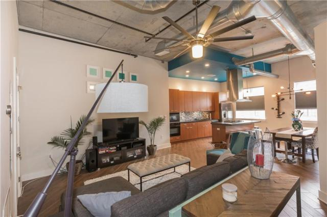 206 11th Street NE #204, Atlanta, GA 30309 (MLS #6574570) :: Path & Post Real Estate