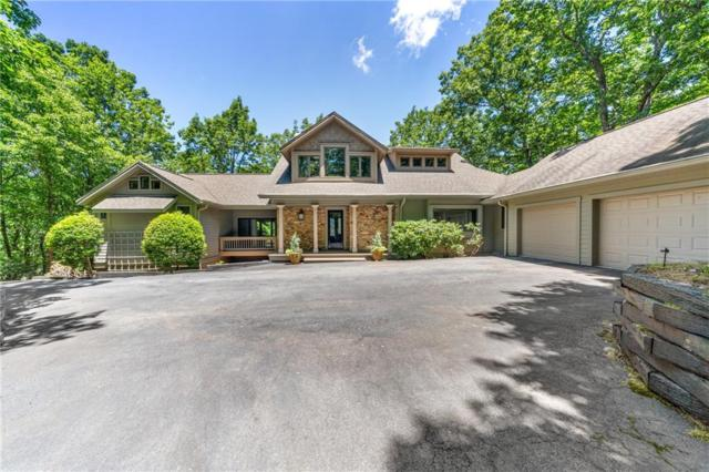 898 Petit Ridge Drive, Big Canoe, GA 30143 (MLS #6574573) :: The Heyl Group at Keller Williams