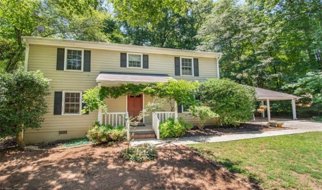 1334 Arden Drive SW, Marietta, GA 30008 (MLS #6574678) :: The Heyl Group at Keller Williams