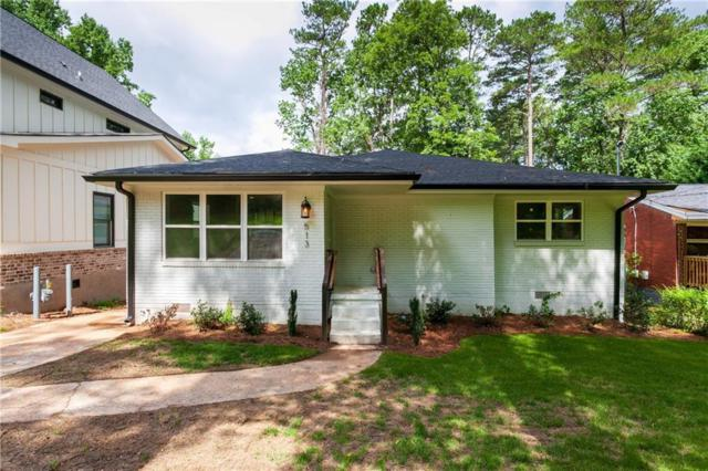 513 Daniel Avenue, Decatur, GA 30032 (MLS #6574768) :: Path & Post Real Estate
