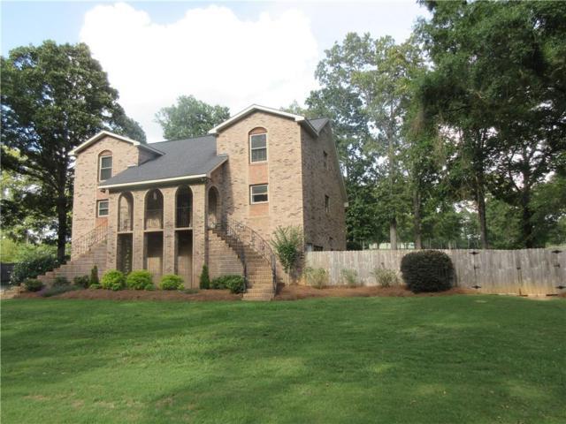 836 N College Drive, Cedartown, GA 30125 (MLS #6574796) :: Path & Post Real Estate