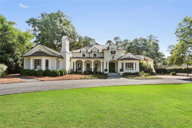 1796 W Wesley Road Nw, Atlanta, GA 30327 (MLS #6574826) :: The Hinsons - Mike Hinson & Harriet Hinson