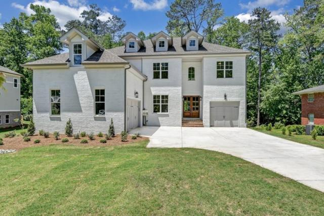 1417 Siesta Lane, Marietta, GA 30062 (MLS #6574851) :: The Heyl Group at Keller Williams