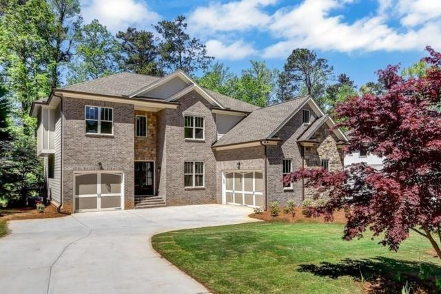 1409 Siesta Lane, Marietta, GA 30062 (MLS #6574859) :: The Heyl Group at Keller Williams