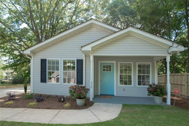 435 Cole Street NE, Marietta, GA 30060 (MLS #6574865) :: The Heyl Group at Keller Williams