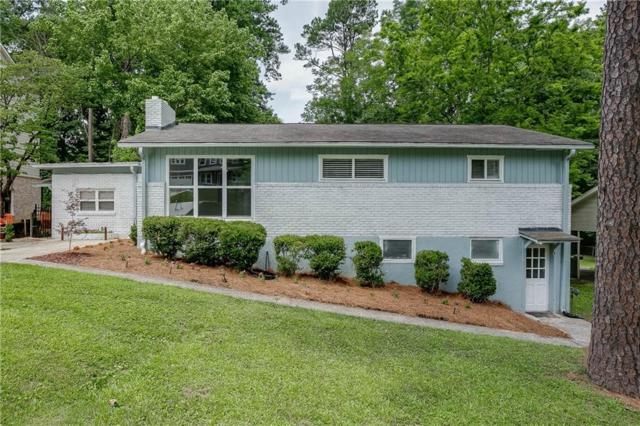 1554 Dresden Drive NE, Brookhaven, GA 30319 (MLS #6574879) :: Rock River Realty