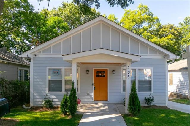 205 Haygood Avenue SE, Atlanta, GA 30315 (MLS #6574930) :: The Zac Team @ RE/MAX Metro Atlanta