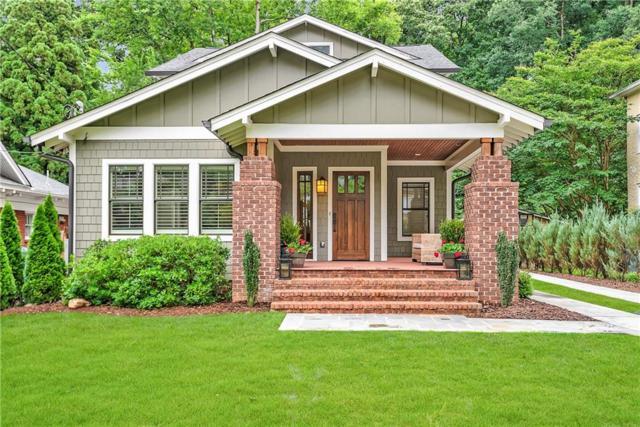 1507 N Morningside Drive NE, Atlanta, GA 30306 (MLS #6574969) :: Path & Post Real Estate