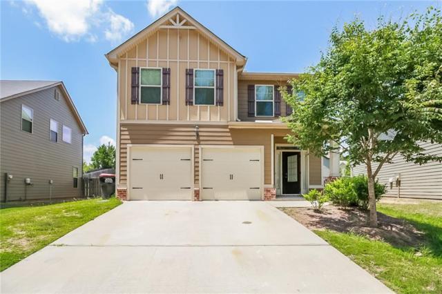 7543 Springbox Drive, Fairburn, GA 30213 (MLS #6575026) :: Rock River Realty
