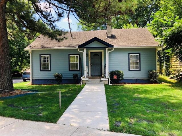 1076 Mayson Turner Road, Atlanta, GA 30314 (MLS #6575102) :: Charlie Ballard Real Estate