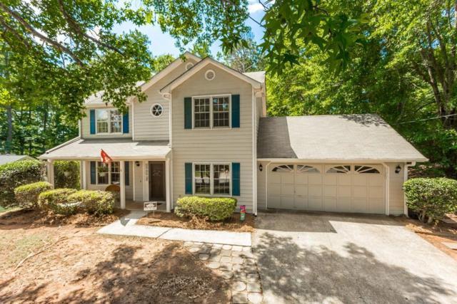 2644 Laurel Woods Lane SE, Conyers, GA 30094 (MLS #6575113) :: Kennesaw Life Real Estate