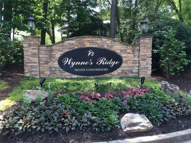 1407 Wynnes Ridge Circle SE, Marietta, GA 30067 (MLS #6575114) :: The Heyl Group at Keller Williams