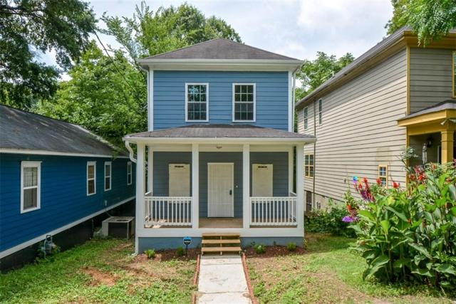 834 Fox Street NW, Atlanta, GA 30318 (MLS #6575115) :: Rock River Realty