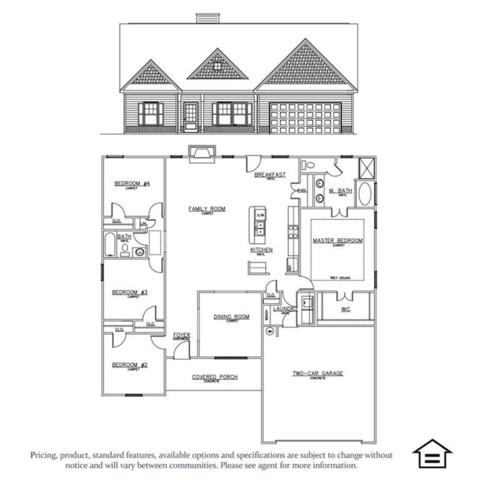 32 Clydesdale Court, Dallas, GA 30157 (MLS #6575137) :: Rock River Realty