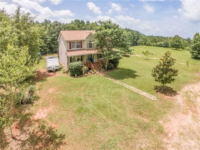 1471 Weaver Jones Road, Rutledge, GA 30663 (MLS #6575261) :: North Atlanta Home Team