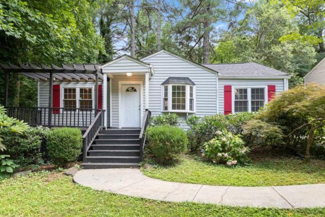 1325 Arnold Avenue NE, Atlanta, GA 30324 (MLS #6575318) :: The Hinsons - Mike Hinson & Harriet Hinson