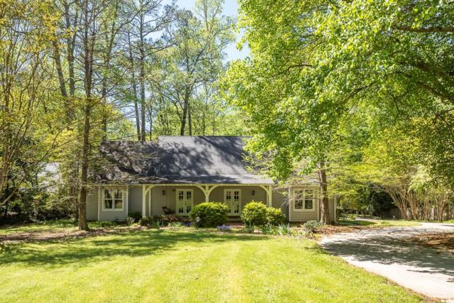 2190 Spalding Drive, Atlanta, GA 30350 (MLS #6575327) :: Rock River Realty
